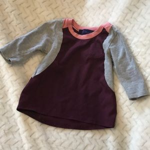 Other - Cute shirt to wear with leggings